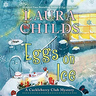 Eggs on Ice audiobook cover art