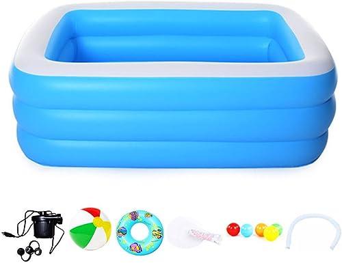 Baby Erwachsener Zu Hause Aufblasbar Pool überdimensioniert Kinder Verdickung Baby Baden Pool Schwimmbad,BasicPackage-1.9m