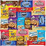 Ideal for sending to a college student, picnics in the park, military care package, kids parties, and long car trips. The ultimate cookie variety pack including all of your favorite brands in single serve packages. This classic mix of sweet and crunc...