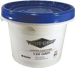 True Grit Lapping Compound, 120 Grit, ea, 1