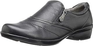 Naturalizer Women's Clarissa Slip-on Shoe,Black,9 W US