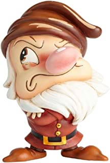 "The World of Miss Mindy Grumpy from ""Snow White and The Seven Dwarfs"" Stone Resin Figurine"