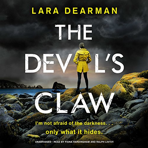 The Devil's Claw audiobook cover art