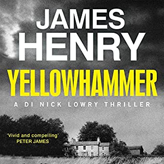 Couverture de Yellowhammer