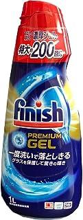 フィニッシュ 食洗機用洗剤 ジェル 大容量1000ml