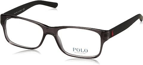 Polo Men's PH2117 Eyeglasses Crystal Grey 54mm