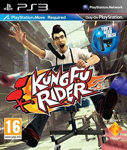 Sony Kung Fu Rider, PS3