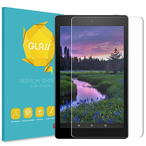 """2017 Ultra Clear Screen Protector Guard for Amazon Fire HD 8/"""" Tablet"""