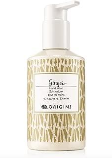 Origins Ginger Hand Lotion 6.7 oz