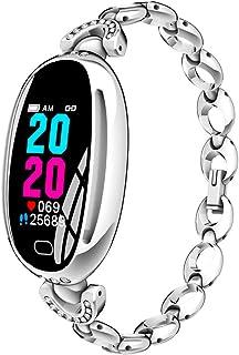SXFYMWY Monitor de frecuencia cardíaca IP67 Impermeable presión Arterial Sleep Monitoring Multi-Sport Mode Information Recordatorio Pulsera Inteligente