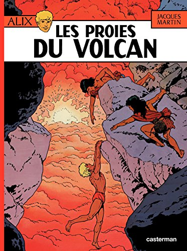 Alix (Tome 14) - Les Proies du volcan