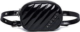 Replay Damen Fw3917.000.a0316b Clutch Schwarz (Black)