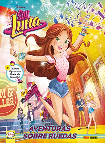 Soy Luna: Cómic