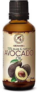 Aguacate Aceite 50ml - Persea Gratissima Oil - Sudáfrica -