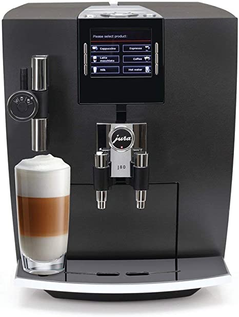 Jura J80 Automatic Coffee Center