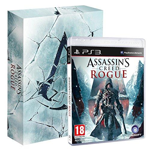 PS3 Assassin´s Creed Rogue Collector´s Edition EU Import auf Deutsch spielbar