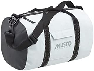 Genoa Small Carryall White - Splash Resistant Fabric to Keep Contents Dry
