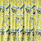 Character World Spongebob Schwammkopf - Vorhang Framed