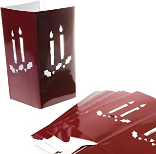 Giftco, Inc Holiday Holly Luminaries