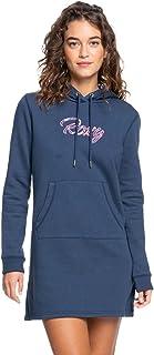 Roxy womens Dreamy Memories - Hoodie Dress for Women Casual Dress