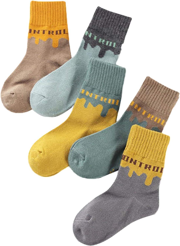 Doitall Boys High-cut Socks 5 Pairs