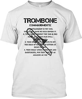 trombone commandments
