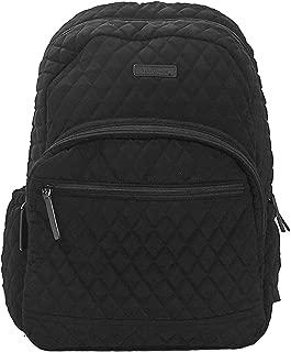 Vera Bradley Large Classic Black Essential Backpack