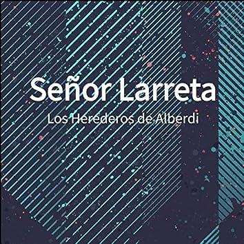 Señor Larreta