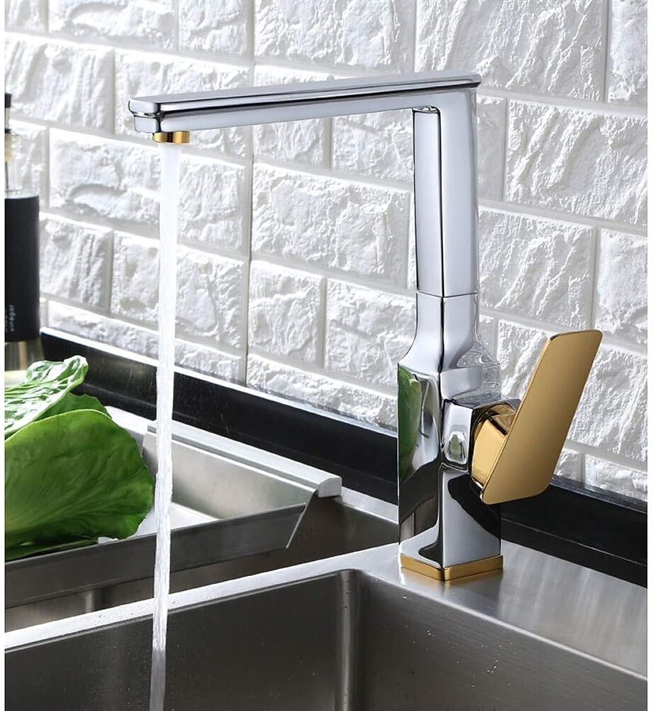 Wghz Küchenarmatur - Einhebelmischer Einlochmontage Moderne Küchenarmaturen Messing