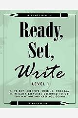 Ready, Set, Write: Level 1 Paperback