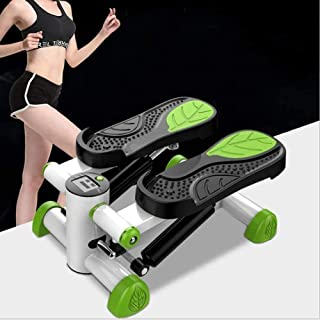 YUANSHOPPING Household Stepping LCD Digital Display, Indoor Men And Women Aerobic Walking Exercise Machine Mute, Legs, Hip...