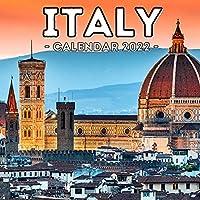 Italy Calendar 2022: 16-Month Calendar, Cute Gift Idea For Italy Lovers Women & Men