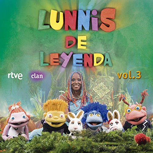 Lunnis de Leyenda - Volumen 3