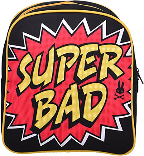 Six Bunnies SUPERBAD Retro Kinderrucksack/BACKBAG Rockabilly