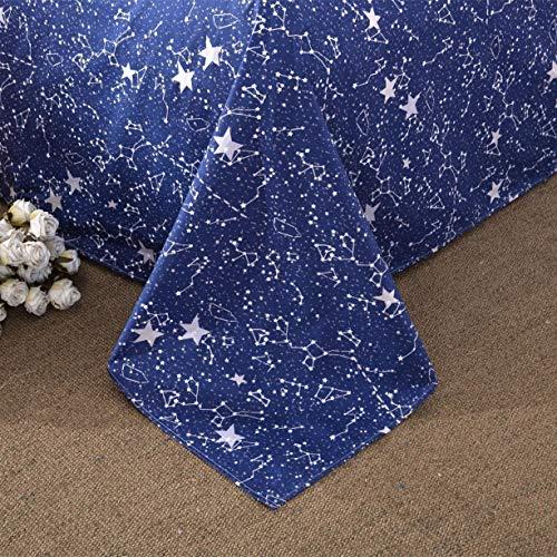 Unimall Bettwäsche Set aus 100% Baumwolle...
