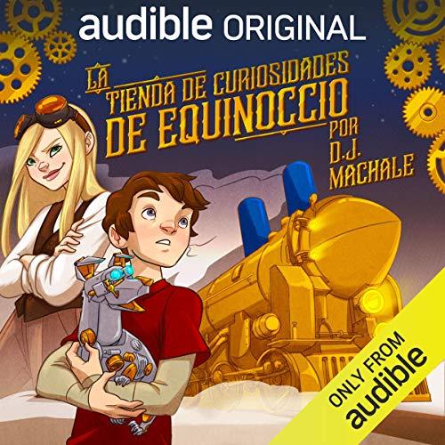 La Tienda de Curiosidades de Equinoccio [The Equinox Curiosity Shop] Titelbild