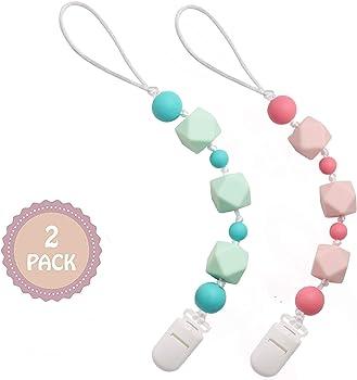Aurrako Baby Beads Teething Toys Holder