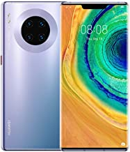"""Huawei Mate 30 Pro (256GB, 8GB) 6.53"""", No Google Playstore, 4500mAh Battery W/Supercharge, GSM Unlocked Global 4G LTE (T-M..."""