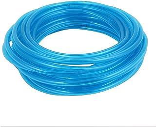 pranali enterprise 8mm OD 5mm ID Pneumatic Air Compressor Tubing PU Hose Tube Pipe 10 meter Blue10M 32.8Ft 5mm x 8mm Pneum...