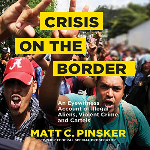 Crisis on the Border  By  cover art