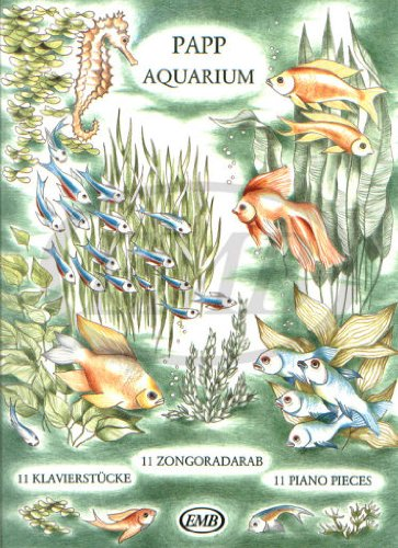 Aquarium. Klavier
