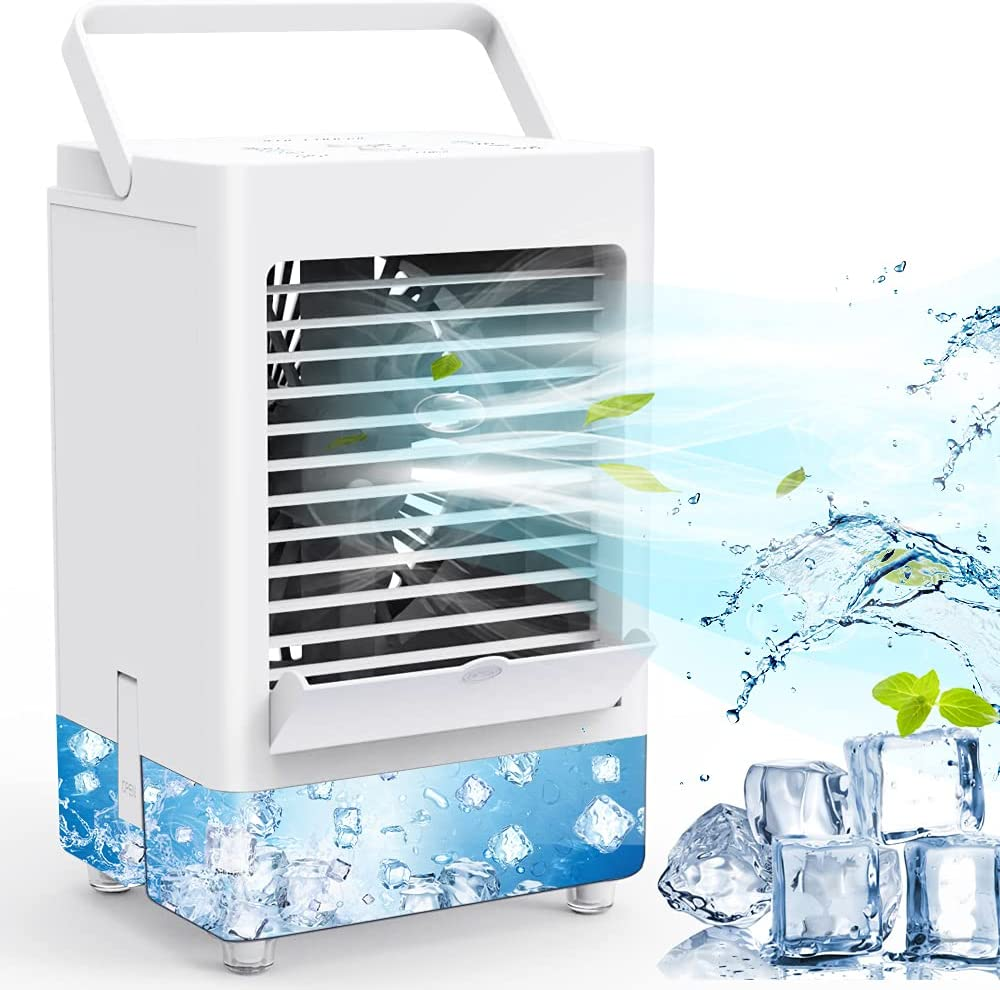 Personal Air Cooler Portable Conditioner Outlet ☆ Free Shipping Fan 8H 1 4 with Phoenix Mall 2