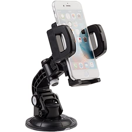 Universal Cradle Dashboard Windshield 360 Degree Rotation Car Mount Cell Phone Suction Holder