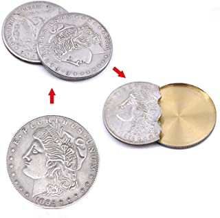 half dollar magic trick