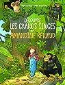 Découvre les grands singes avec Amandine Renaud par Chapelle