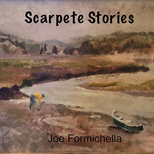 Scarpete Stories audiobook cover art