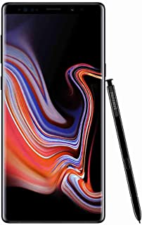"Samsung Galaxy Note9 Display 6.4"", 128 GB Espandibili, RAM 6 GB, Batteria 4000 mAh, 4G, Dual SIM Smartphone, Android 8.1.0..."