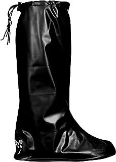 Chaussures Qimaoo Bottes de Pluie Bottines Cheville Rainboots Caoutchouc Bottes Bottine de Boots Imperméables Chaussures pour Femme Bottes et bottines