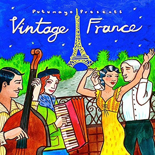 Price comparison product image Vintage France