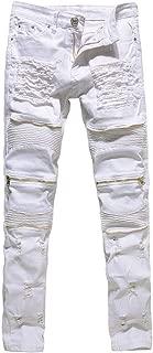 Best rocco moto slim fit denim jeans Reviews